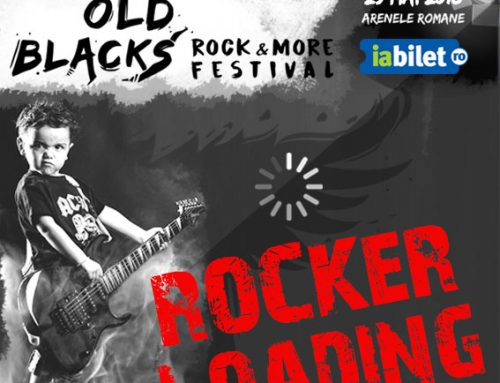 Campania Old Blacks Rock & More Festival – 25 Mai